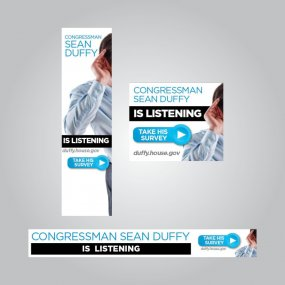 Online Survey Promotion  Congressman Sean Duffy